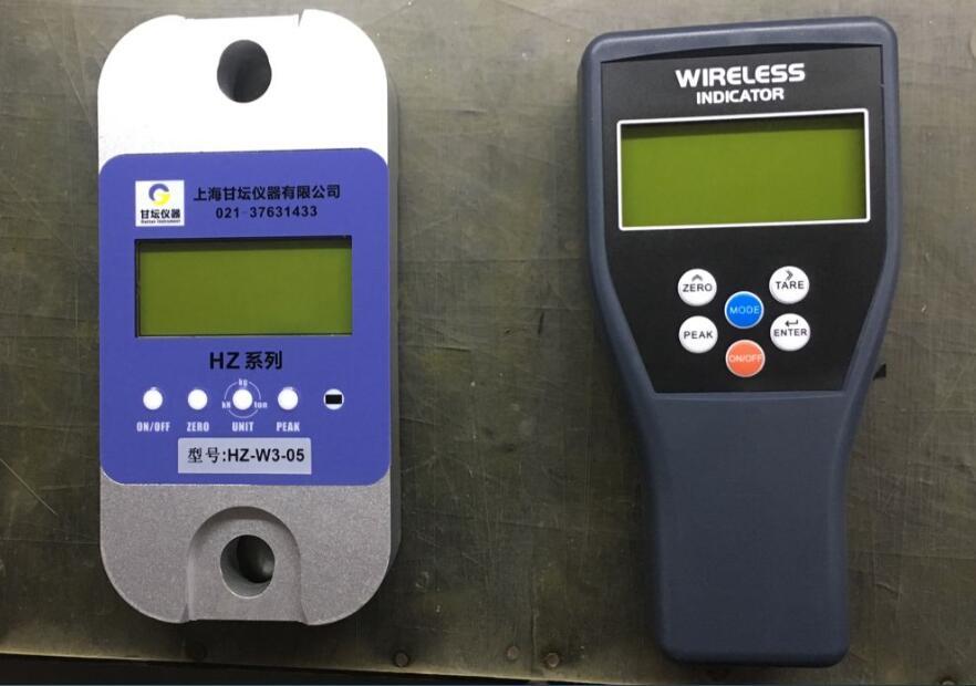 HZ-W3手持仪表无线拉力计5吨-180ton 高端产品.推荐